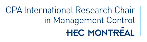 CPA International Research Chair in Management Control Logo