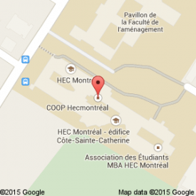 HEC Google Map